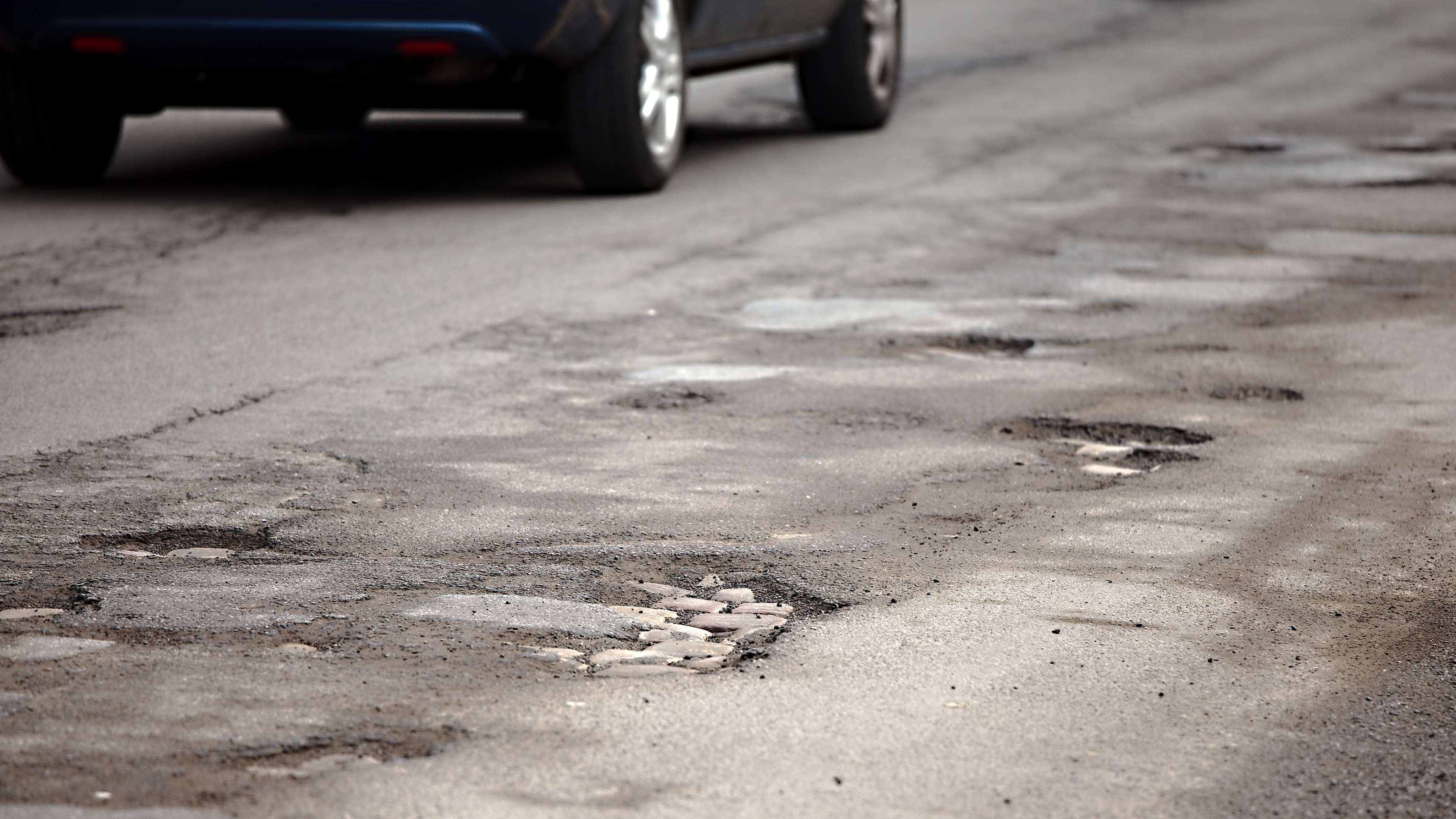 Need to Repair Potholes in Your Area?